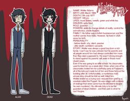 The Puppet/Walter profile - NoF version by marvyanaka