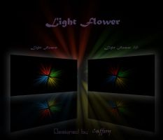 Light Flower by Caffery
