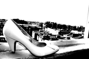 One shoe by Ingridjoss