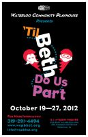 'Til Beth Do Us Part Poster - WCP by cqb