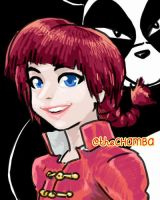 066 - Ranma and Genma Saotome by theCHAMBA