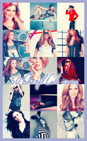 30 Cheryl Cole icons by revallsay