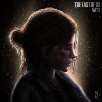 Ellie - The Last of Us Part II by RobbSimon