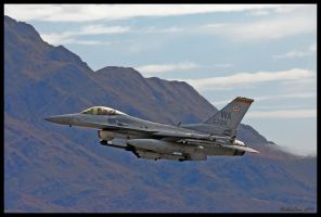Nellis Viper by AirshowDave