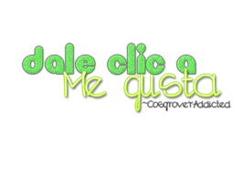 Png de ''Dale me gusta'' by CosgroverAddicted