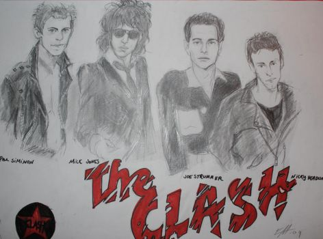 The Clash by Akos-Aakre
