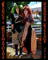 Gardner Village Witches by Tashee-Photography