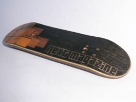 shape fingerboard by katchotcho