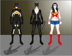 DC Redesigns #1 by jrrRichardson