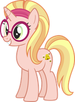 Honey Lemon Pony by FrankRT