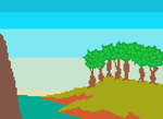 Pixel Hill by Sir-Luquent