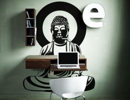 Buddha Office by PIXERSIZE