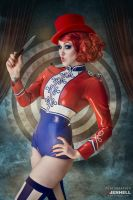 Circus Macabre II by JenHell66