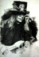 mick mars by prey47