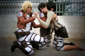 SNK: Reunion by Para0Doll