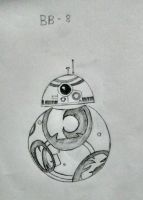 BB-8 by Arunajune