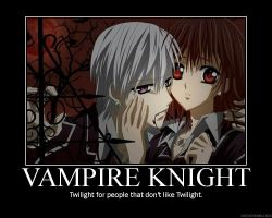 Vampire Knight Demotivational by PrisonerA-7713