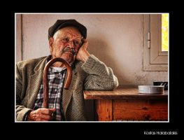 grandfather by DakrErebus