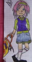 My First Manga drawing by 9-AmBeR-6