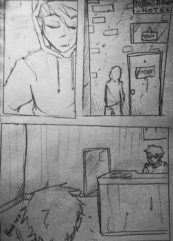 Pulse - page 1 by CopperFirecracker