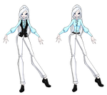[GIFT] Frost Casual Design by KillerGirlFuria