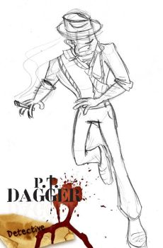 P.T. Dagger in action by chuzwuzza