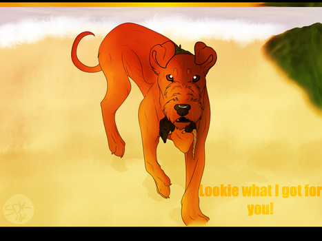 I Don't Want It D:! by Stubborn-Dog-Kennels