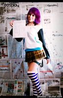 Mizore by Anifilms