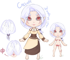 Calliope by Khimi-chan