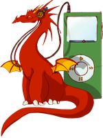 Dragon MP3 by Galwin