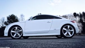 Audi TTRS by PhotoYoung