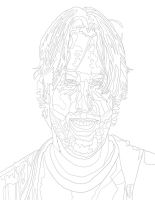 M.A. Larson pen by daylover1313
