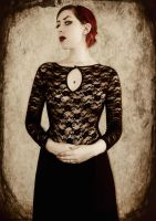 Lady in Lace by chronicbetchface