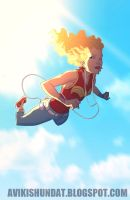 Feeling Free and Wonder(Girl)ful by AviKishundat