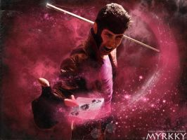Gambit by myrkky