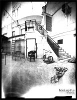 :Pin-Hole: Patio by brokenlungs