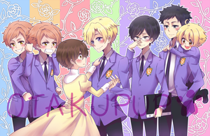 Ouran High School Host Club by OtakuPup