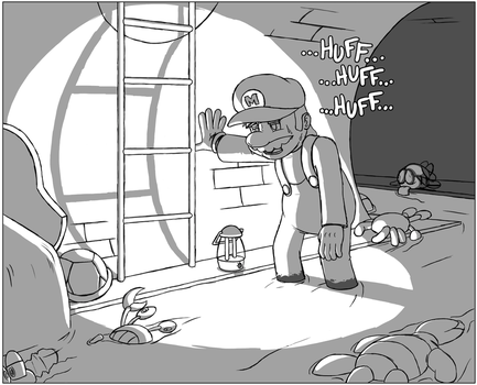 Some Mario Related Thing by Thell-Vallock