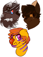 Cinna lot by AgenderedKing