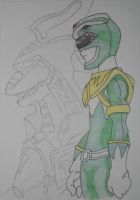 Green Ranger by Hippsj93