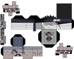 Zabuza Outfit 1 by hollowkingking