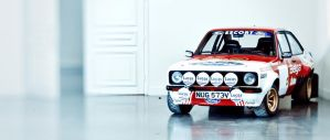 Ford Escort rs1800 by FastDevil76