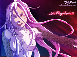 Shiro-Deadman Wonderland by 1GedoMazo1