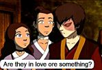 What Sokka was thinking. xD by Middelo