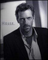 Hugh Laurie is... by xSkullTheifx