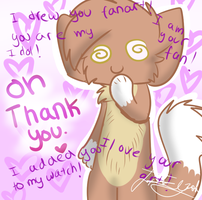 Thank You! by x-Fizzy-x