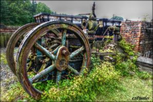 Wheels From A Time Long Gone by Estruda