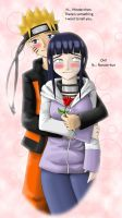 NaruHina: Rose Confession by mattwilson83