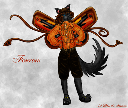 Ferrow Numbah 3 by bluetheillusion