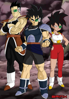 The Lukos Elite Squad by Brinx-dragonball